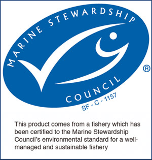Marine stewardship council the selkie society for What does sustainable fish mean